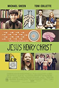 Toni Collette, Michael Sheen, Samantha Weinstein, and Jason Spevack in Jesus Henry Christ (2011)