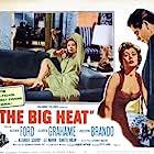 Glenn Ford and Gloria Grahame in The Big Heat (1953)