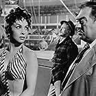 Thomas Gomez and Gina Lollobrigida in Trapeze (1956)