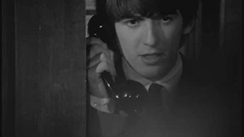 A 'typical' day in the life of the Beatles, including many of their famous songs.