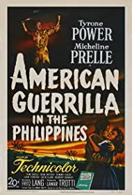 American Guerrilla in the Philippines (1950) Poster - Movie Forum, Cast, Reviews