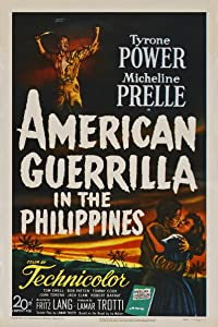 Mpeg movies downloads American Guerrilla in the Philippines by Henry Hathaway [mkv]