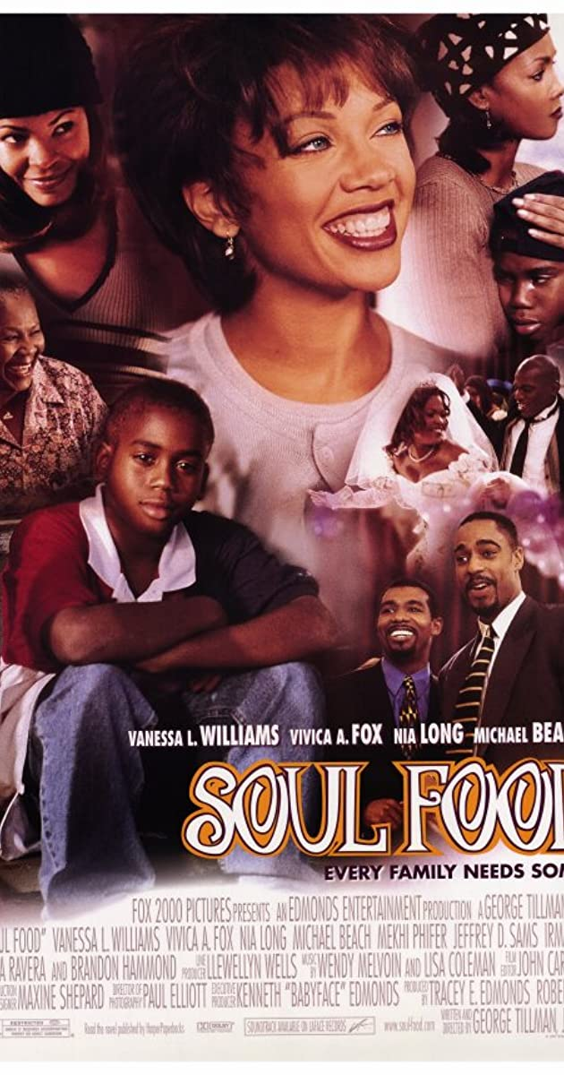 Soul Food Hoochie Mama – It is a movie about family and how together you can overcome drama, sadness, and difficulties of life.