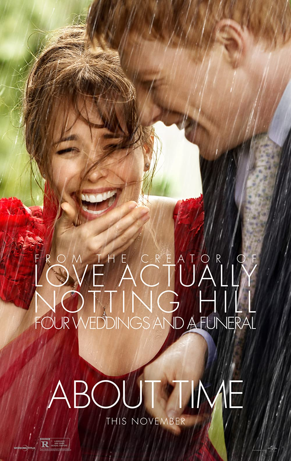 About Time 2013 Hindi Dual Audio 720p BluRay ESubs 900MB