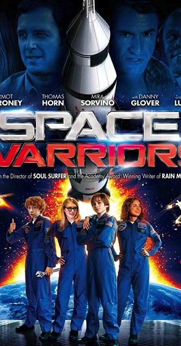 Subtitle of Space Warriors