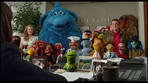 The final parody trailer for The Muppets.