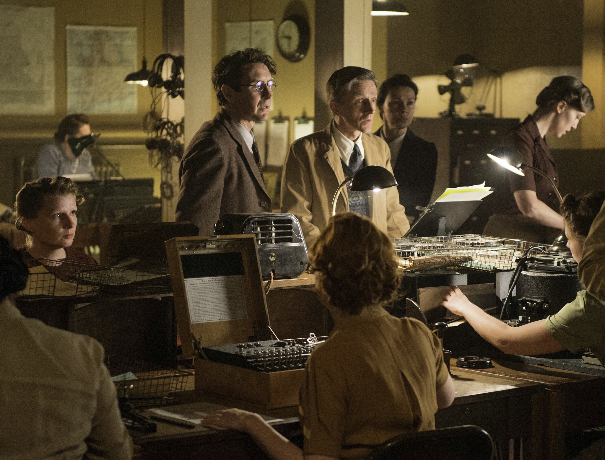 """The Bletchley Circle"""" Blood on Their Hands: Part 1 (TV Episode 2014) - IMDb"""