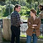 Matt Damon, Patrick Fugit, and Scarlett Johansson in We Bought a Zoo (2011)