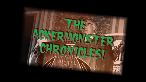 Honorary lesbian... Questionable thespian... He invented fandom!   THE ACKERMONSTER CHRONICLES! is about the life and times of Forrest J Ackerman, original editor of FAMOUS MONSTERS OF FILMLAND, agent, and mega-fan!  Features: Greg Bear, Ray Harryhausen, Richard Matheson, George Clayton Johnson, John & Wilma Tomerlin, Christopher Beaumont, David J. Skal, S. T. Joshi, Marc Scott Zicree, W. H. Pugmire, William F. Nolan, Joe Dante, Forrest J Ackerman, Ray Bradbury, Dan O'Bannon, and John Landis.