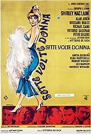 Woman Times Seven Poster