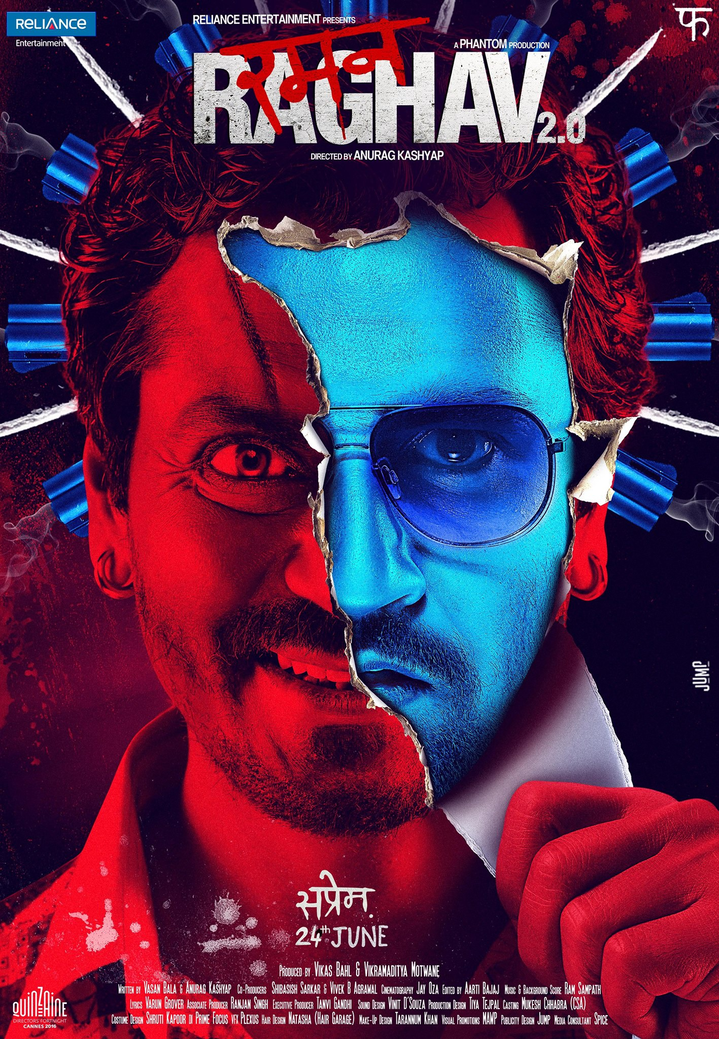 Psycho Raman (2016) - IMDb