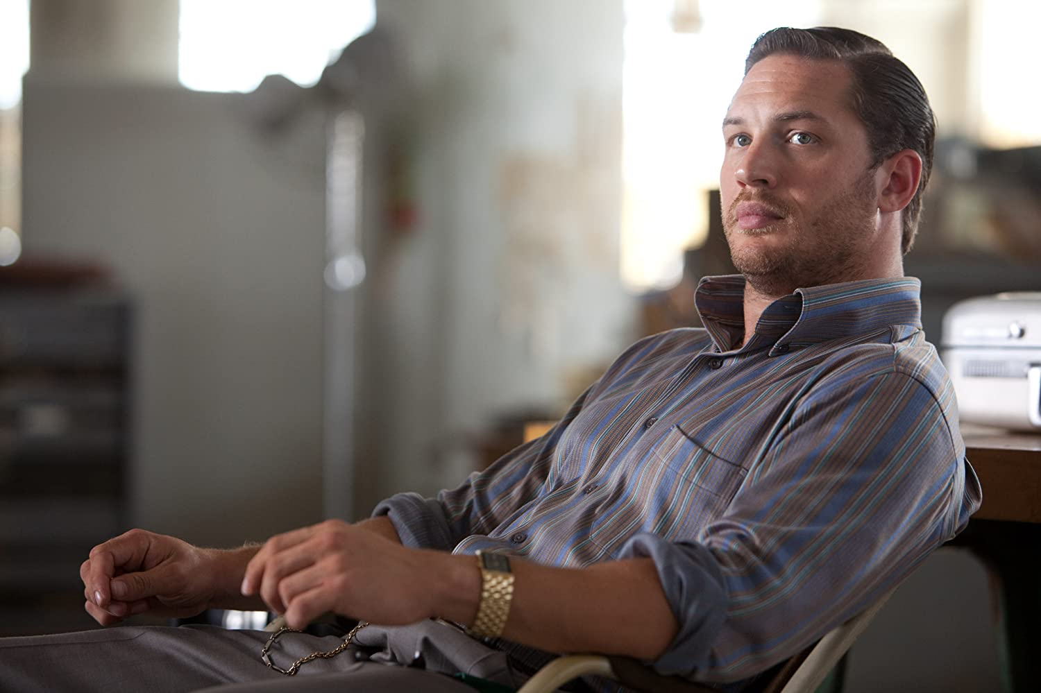 Tom Hardy in Inception (2010)
