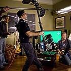 Neil Patrick Harris and Zoran Veselic in The Smurfs (2011)