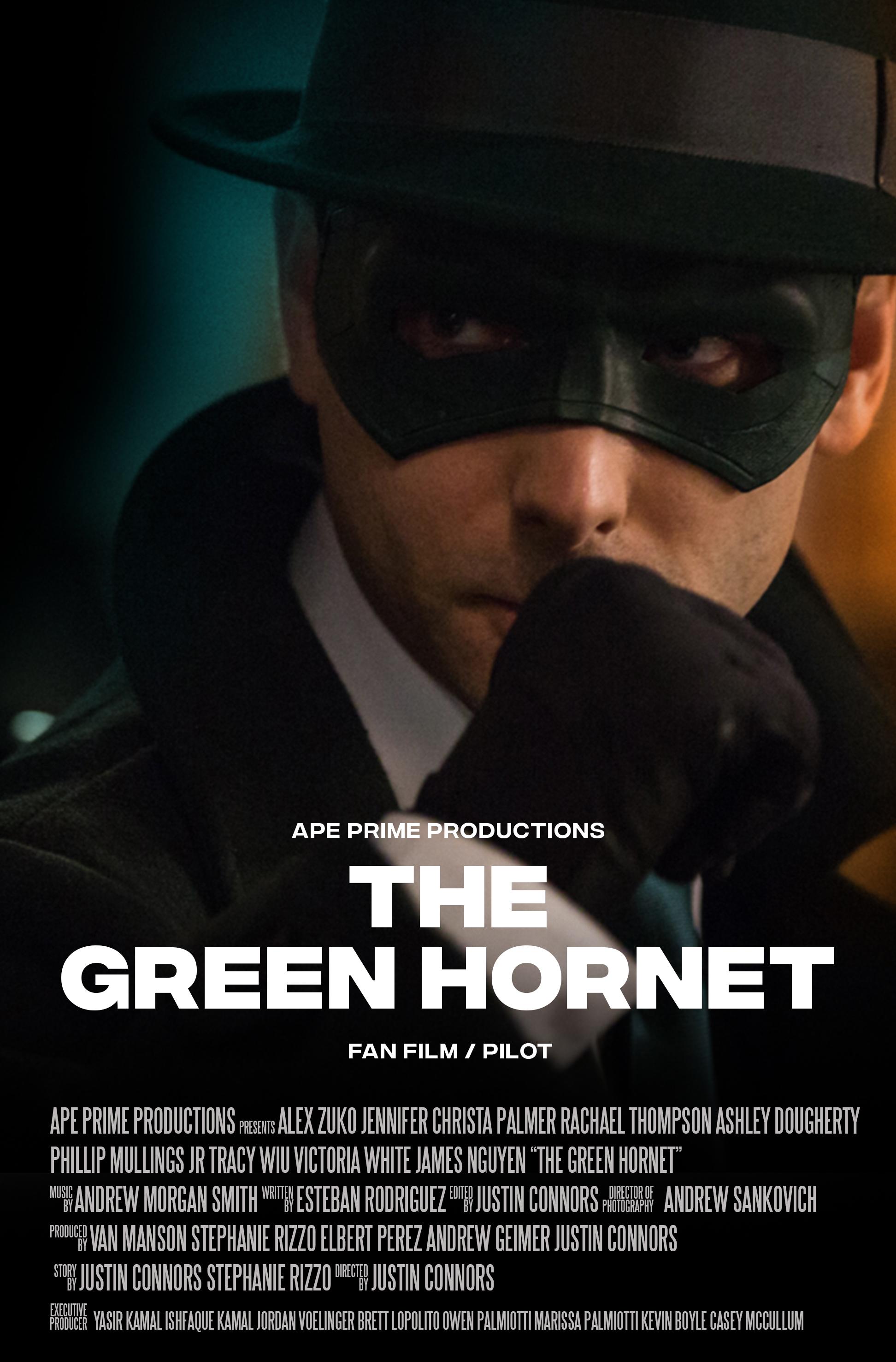 The Green Hornet 2018 Imdb