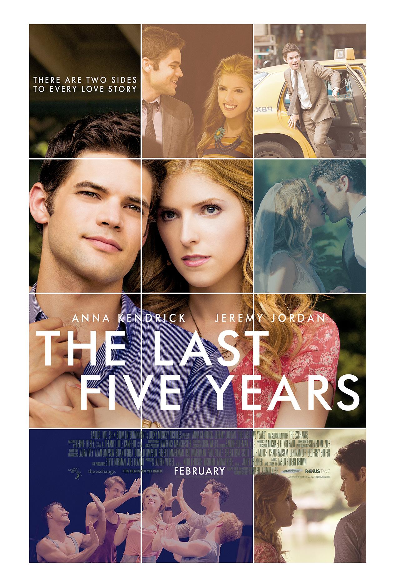 The Last Five Years (2014) - IMDb