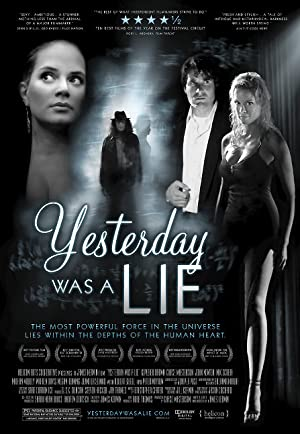 Mystery Yesterday Was a Lie Movie