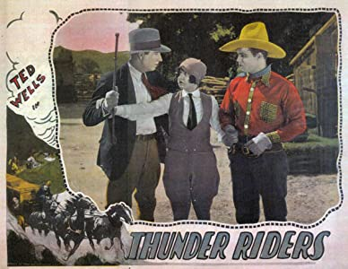 Thunder Riders by William Wyler