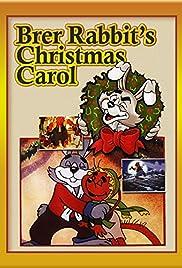 Brer Rabbit's Christmas Carol Poster