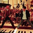 Tom Hanks and Robert Loggia in Big (1988)