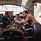 James Garner and Toshirô Mifune in Grand Prix (1966)