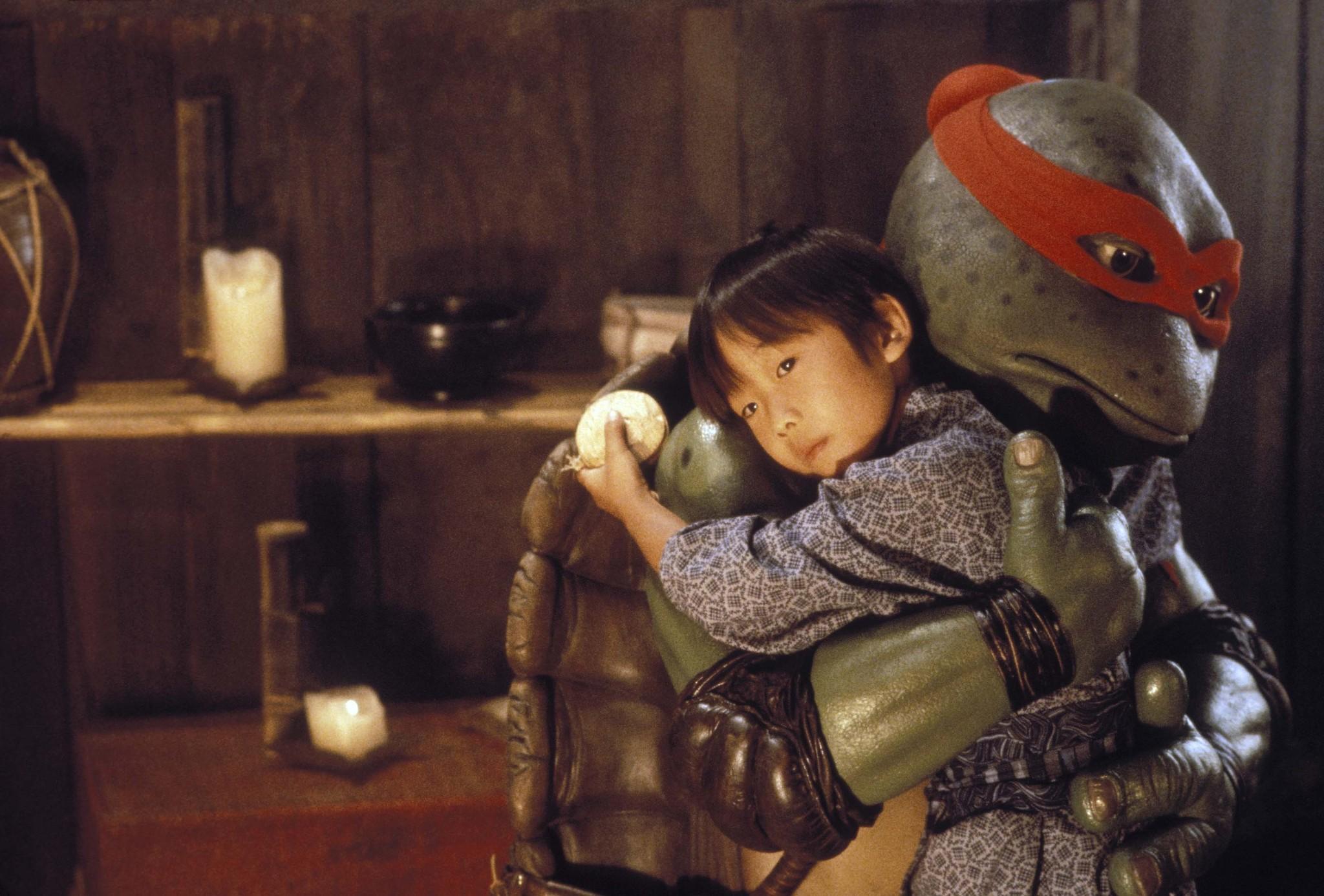 Travis A. Moon in Teenage Mutant Ninja Turtles III (1993)