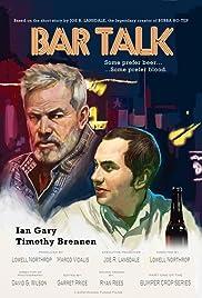 Bar Talk Poster