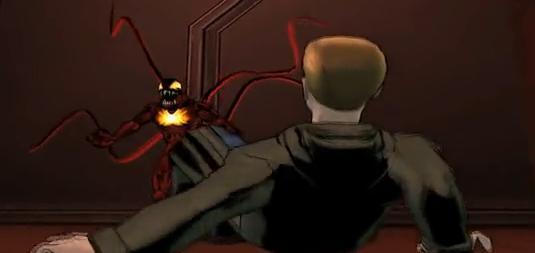 William Hope and Daniel Capellaro in Ultimate Spider-Man (2005)