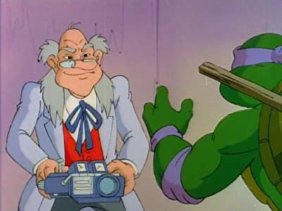 Donatello Makes Time hd mp4 download