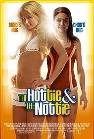Christine Lakin and Paris Hilton in The Hottie & the Nottie (2008)