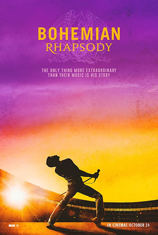 Bohemian Rhapsody (2018) DVD-R Oficial 1Fichier Download