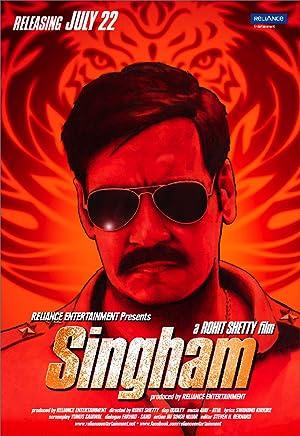 Where to stream Singham