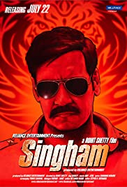 Singham 2011 Full Movie Download Hindi BluRay 720p