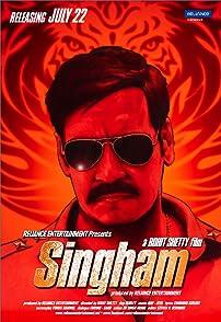 Singhamสิงห์ฮาม มือปราบใจซื่อ