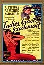 Ladies Crave Excitement (1935) Poster