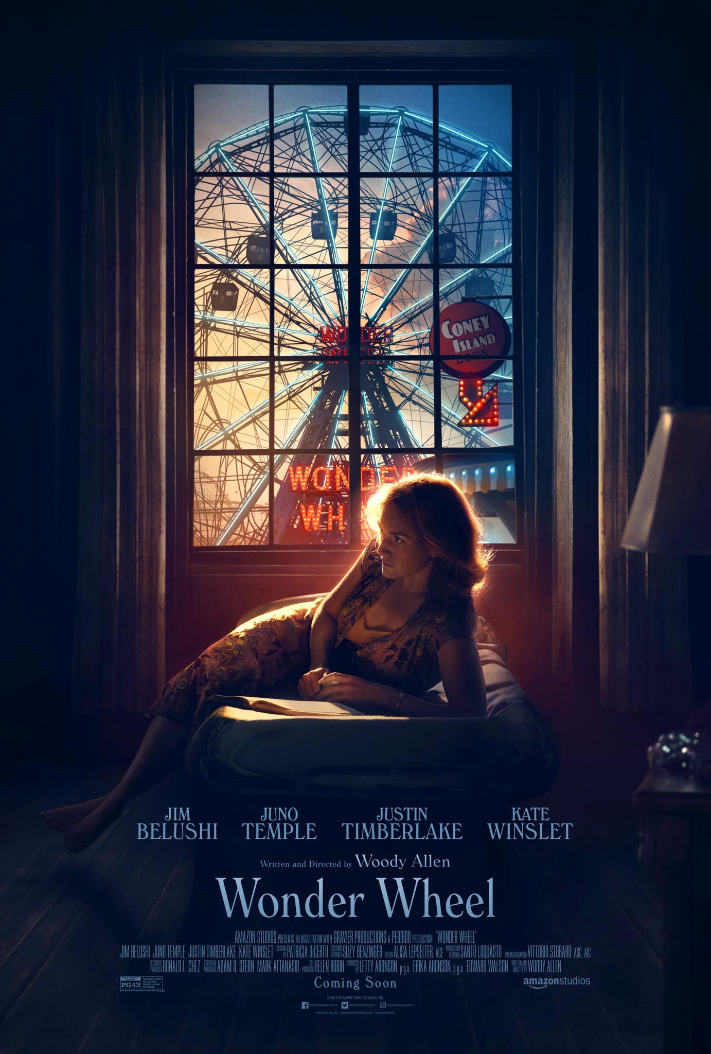 Wonder Wheel (2017) BluRay 480p, 720p & 1080p