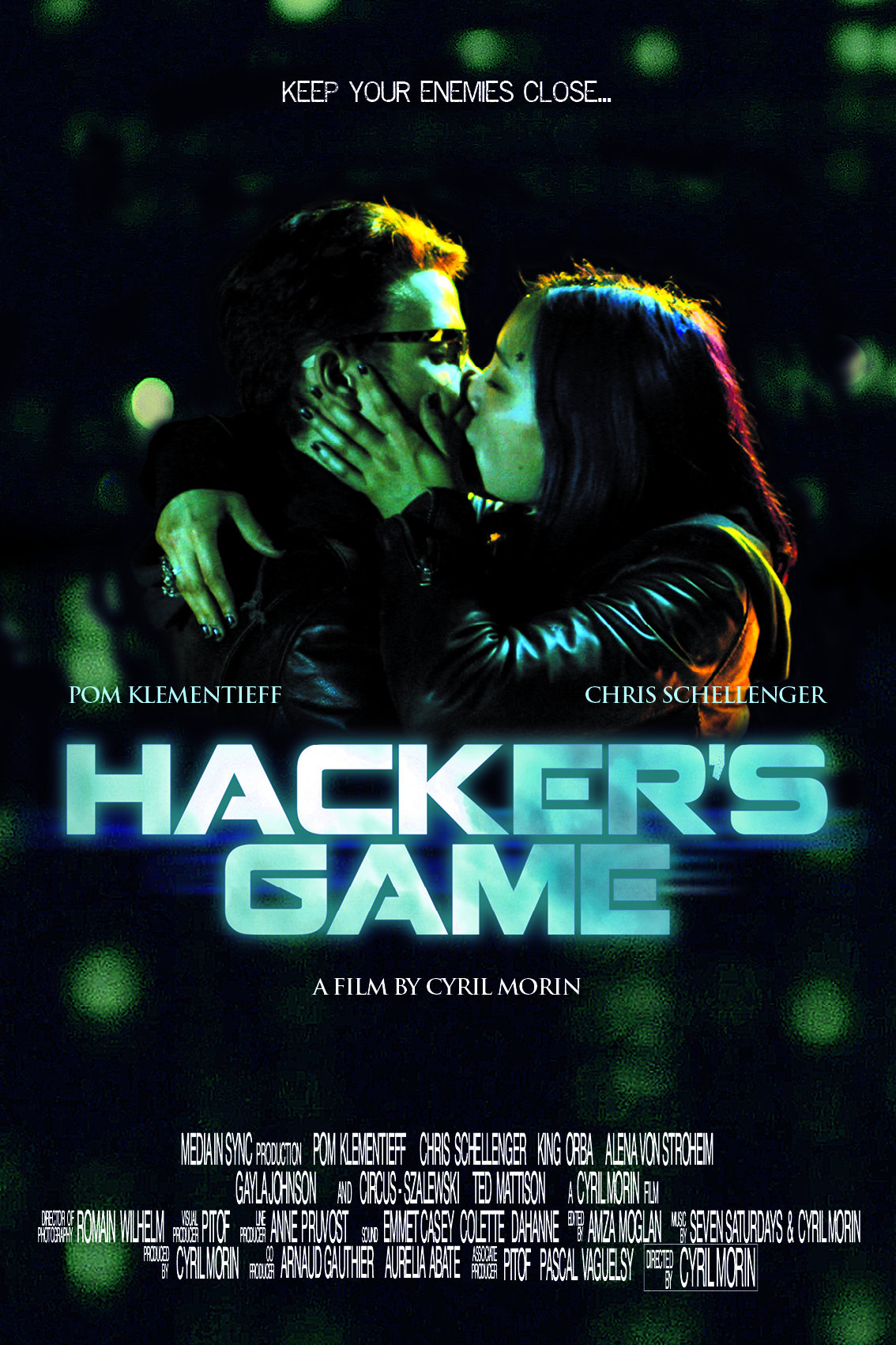 Hacker's Game (2015) - IMDb