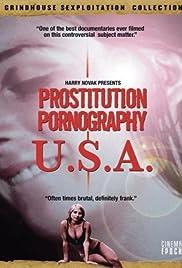 Prostitution Pornography USA Poster
