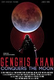 Genghis Khan Conquers the Moon Poster