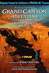 Primary photo for Grand Canyon Adventure: River at Risk