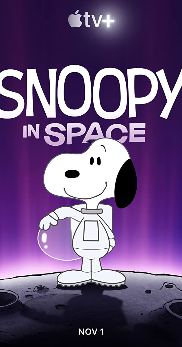 Download Snoopy in Space or watch streaming online complete episodes of  Season1 in HD 720p 1080p using torrent
