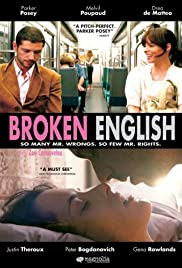 Broken English (2007) Poster - Movie Forum, Cast, Reviews