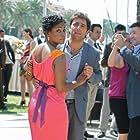 Aunjanue Ellis and Adriano Giannini in Missing (2012)