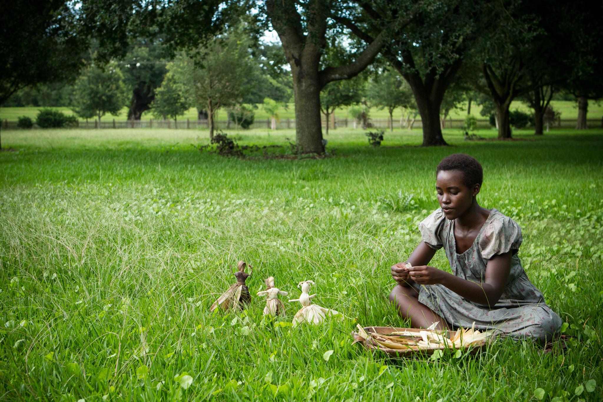 Lupita Nyong'o in 12 Years a Slave (2013)