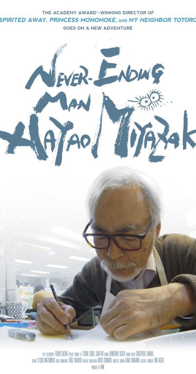 Owaranai hito: Miyazaki Hayao (2018)