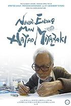 Owaranai hito: Miyazaki Hayao Poster