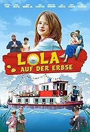 Lola auf der Erbse Poster
