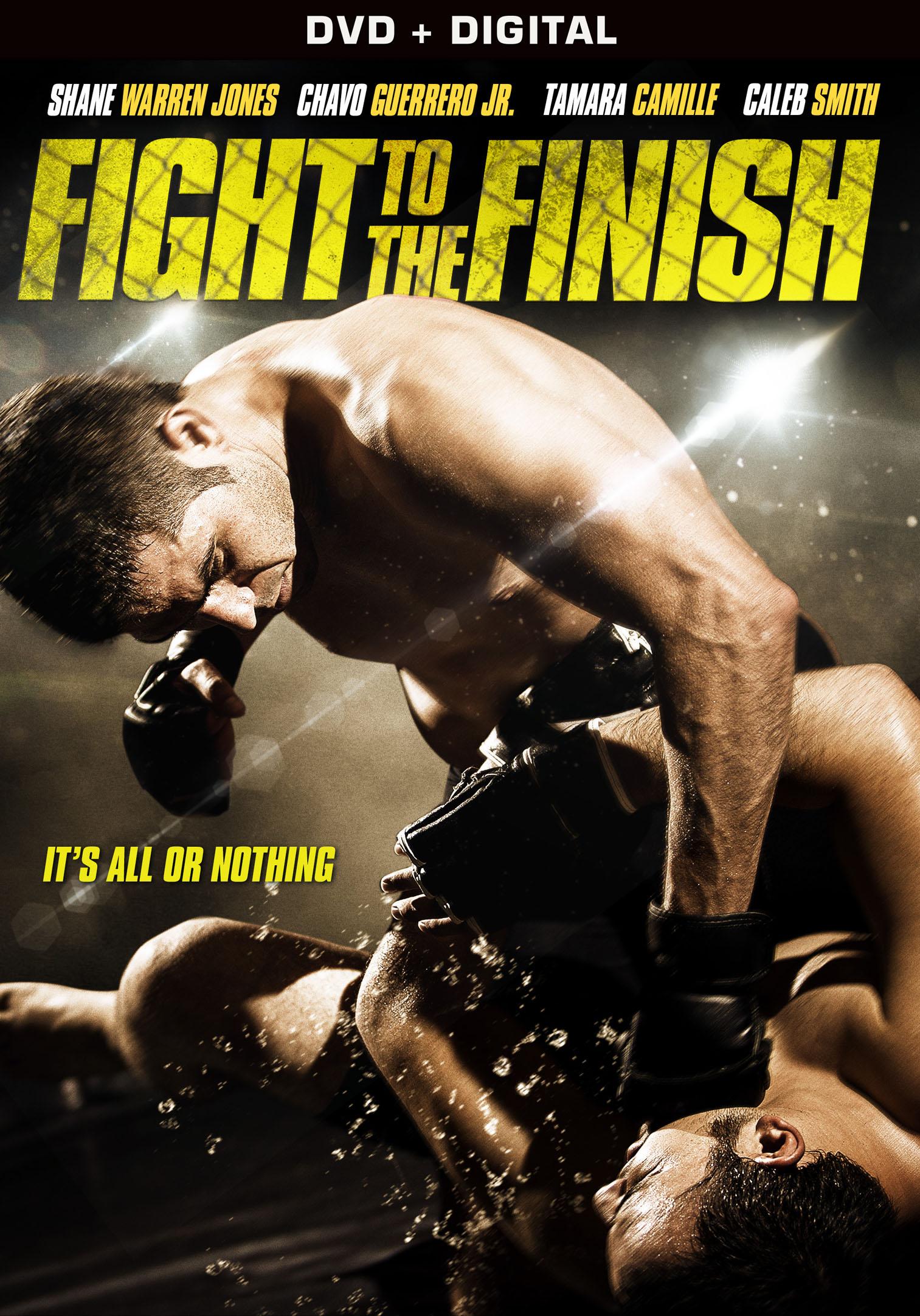 دانلود زیرنویس فارسی فیلم Fight to the Finish