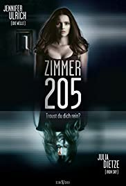 205: Room of Fear Poster