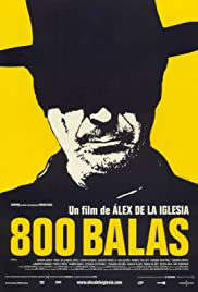 800 Bullets (2002) with English Subtitles on DVD on DVD