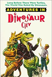 Adventures in Dinosaur City Poster
